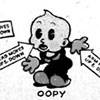 Oopy puppet