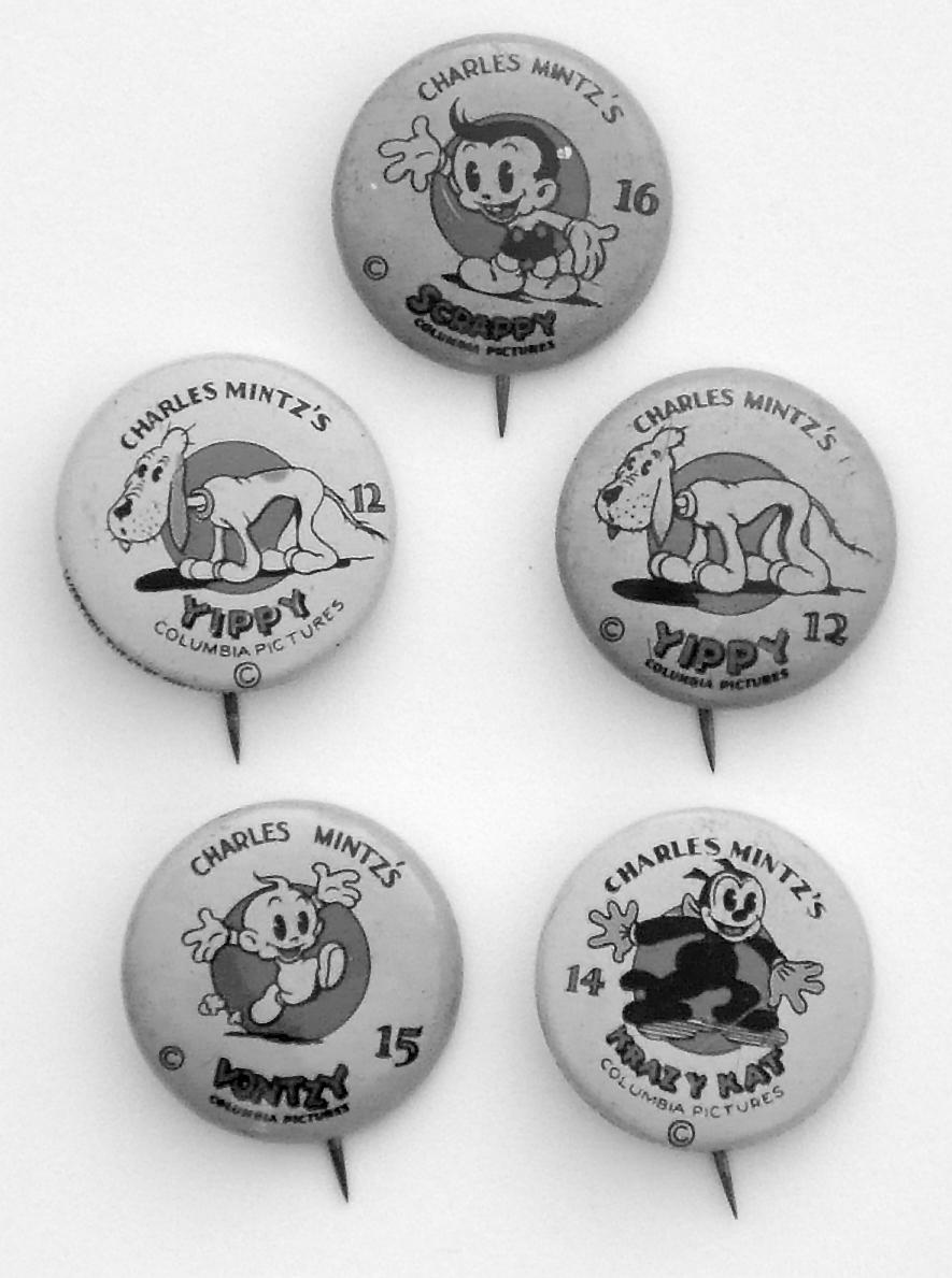 Mintz buttons