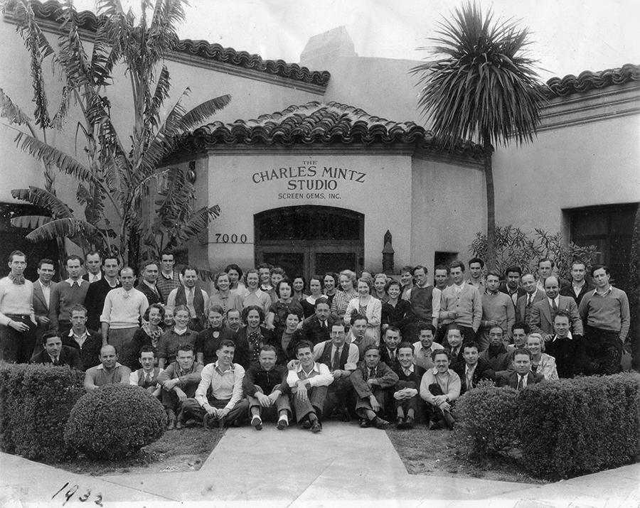 Mintz Staff 1932