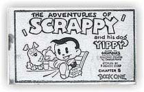 Scrappy booklet